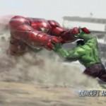 Hulk vs. Hulkbuster