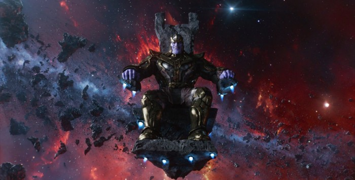 Josh Brolin is Thanos
