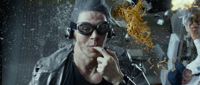 Quicksilver - the coolest superhero