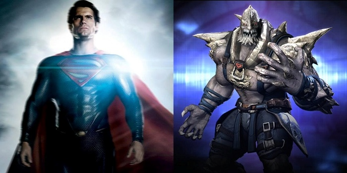 Superman Vs Doomsday Fan Made Trailer Daily Superheroes Your