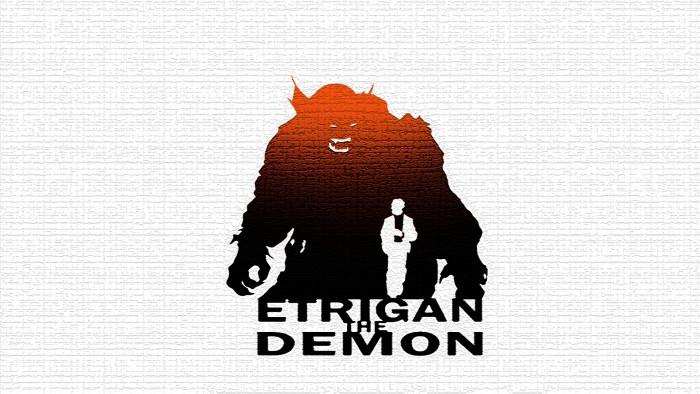 Etrigan for Justice League Dark