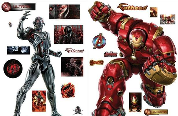 New details about Hulkbuster and Ultron in Avengers: Age of Ultron