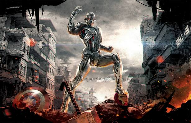 """Ultron (see full picture <a href=""""https://www.facebook.com/TonyStarkSincero/photos/a.252031361584612.57646.252026614918420/725021770952233/?type=1"""" target=""""_blank"""">here</a>)"""