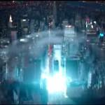 Fantastic Four trailer scene