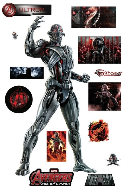Ultron wall decal by Fathead
