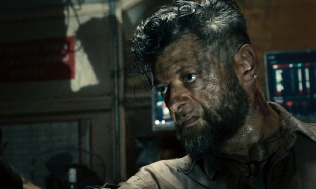 Andy Serkis's Ulysses Klaw in Avengers: Age of Ultron