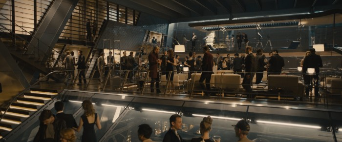 The Age of Ultron party