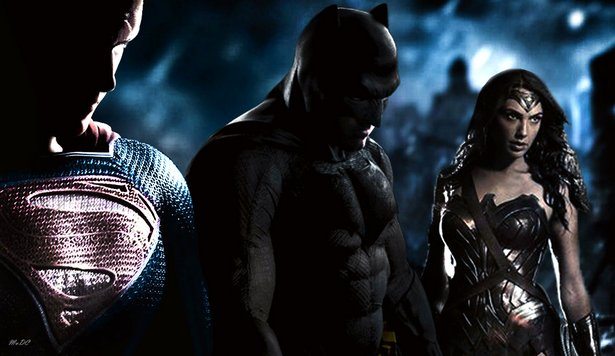 Dawn of Justice characters