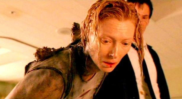 Tilda Swinton as Gabriel in Constantine