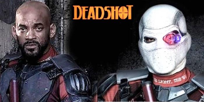 Will Smith's Deadshot