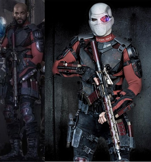 Deadshot in Suicide Squad
