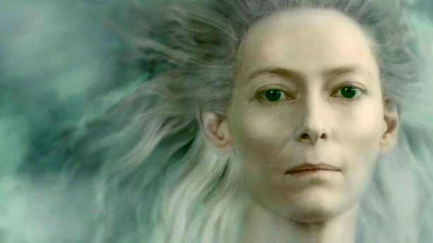 The new face of the Ancient One?