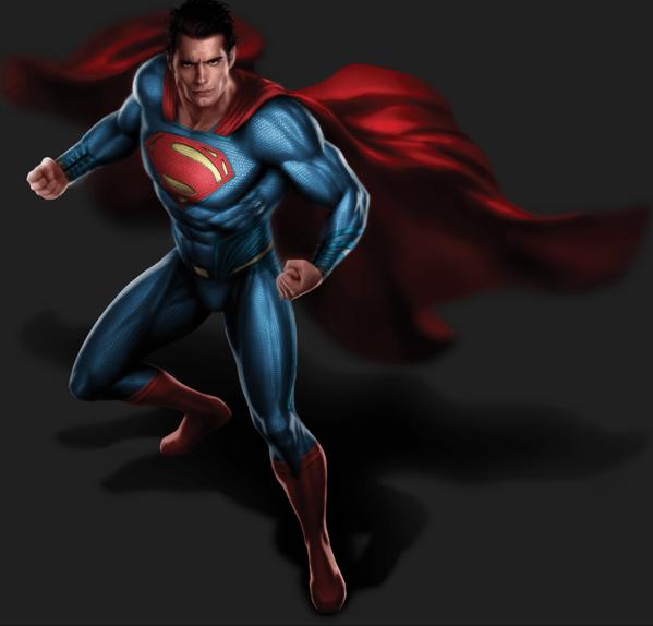 Man of Steel Promo Art 1