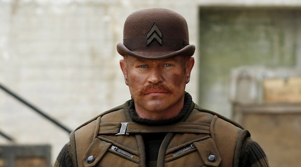 Dum Dum Dugan of the Howling Commandos