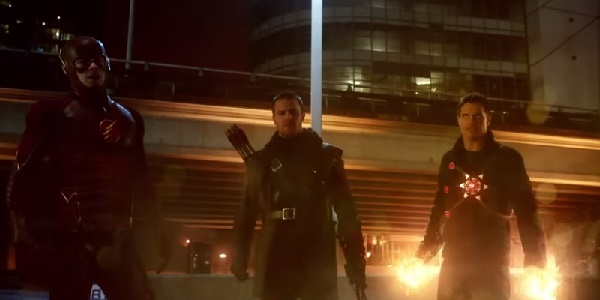 Flash, Firestorm & Arrow