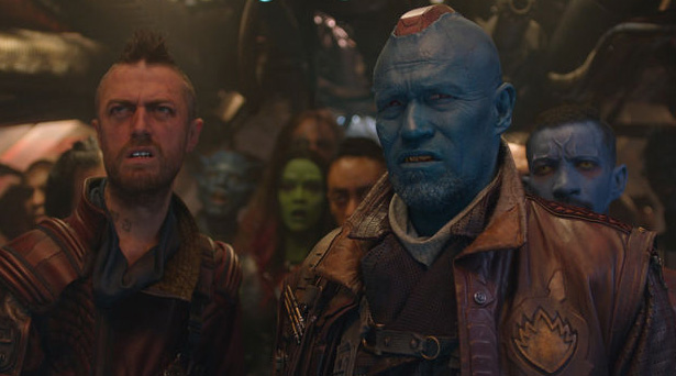 The Ravagers in Guardians of the Galaxy