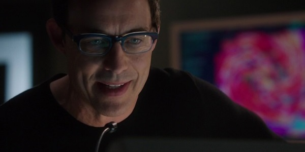 Harrison Wells says - Run, Barry, Run!