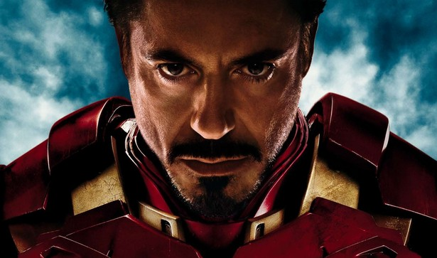 Iron Man by Robert Downey Jr.