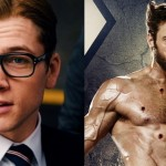 Taron Egerton, the new, younger Wolverine