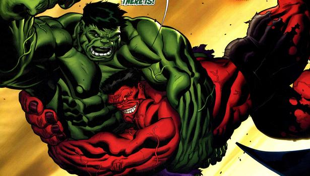 Red Hulk vs Hulk in Civil War?
