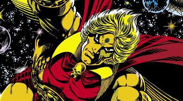 Adam Warlock. Source: Marvel Comics