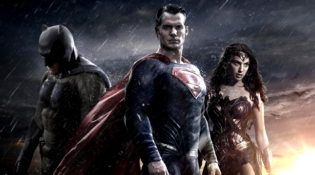 Batman, Superman and Wonder Woman. Source: Warner Brothers