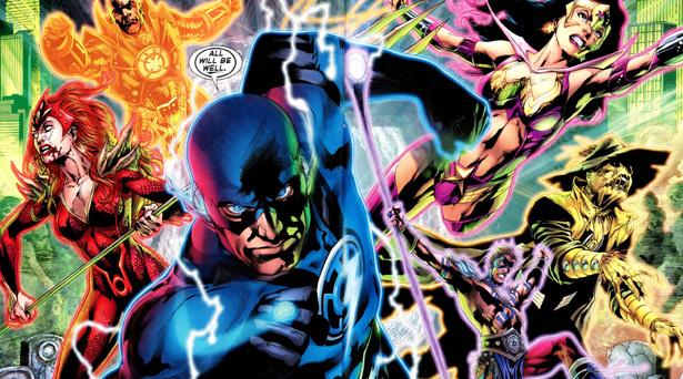 Blackest Night. Source: DC Comics