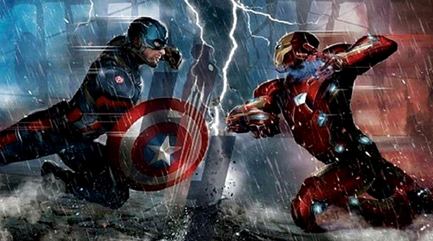 Captain America: Civil War. Source: Marvel Studios