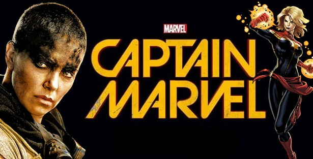 Charlize Theron: lead lady in Captain Marvel?