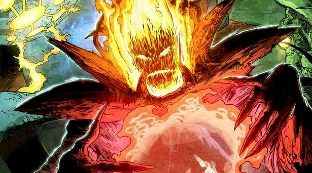 Dormammu. Source: Marvel Comics