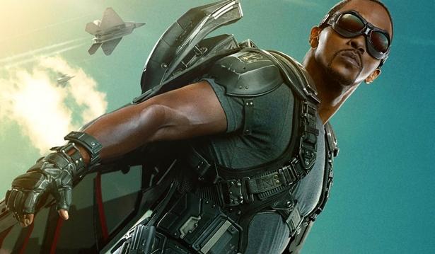 Falcon to become Captain America in Civil War?