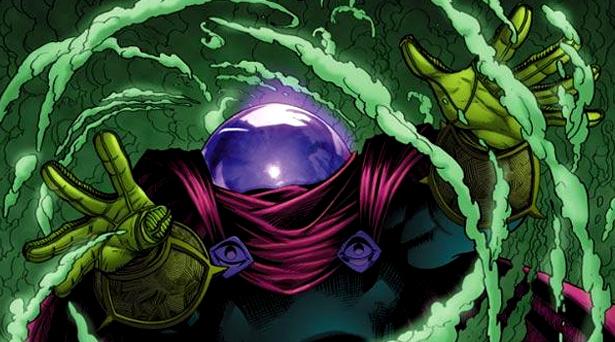 Mysterio. Source: Marvel Comics