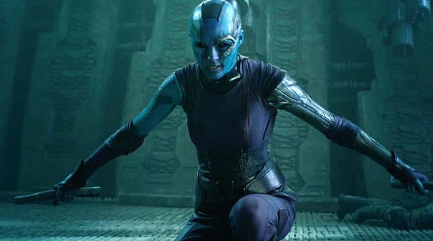 Nebula. Source: Marvel Studios