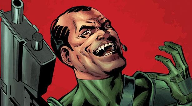 Norman Osborn. Source: Marvel Comics