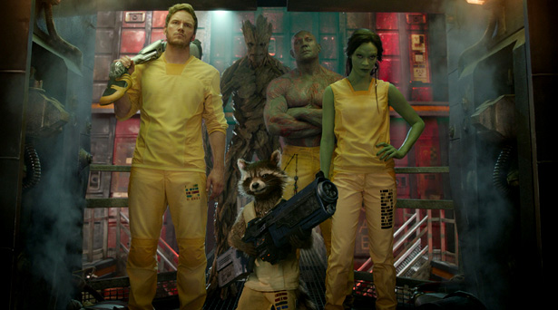 Guardians of the Galaxy. Source: Marvel Studios