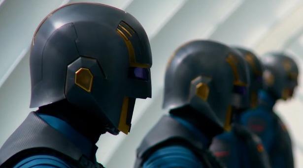 The Nova Corps. Source: Marvel Studios