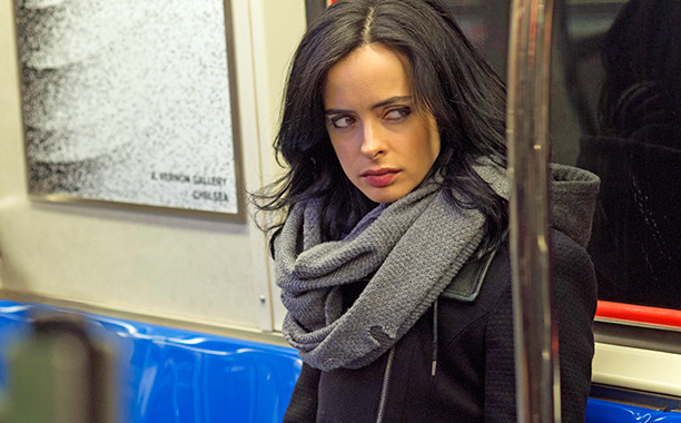 Jessica Jones - first official still