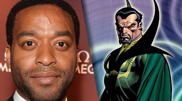 Chiwetel Ejiofor will play Baron Mordo