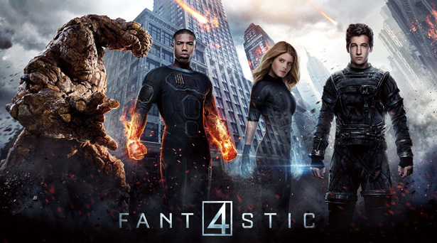 Fantastic Four. Source: Fox