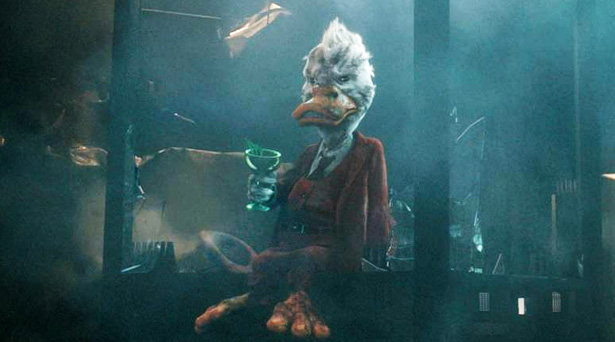 Howard the Duck. Source: Marvel Studios