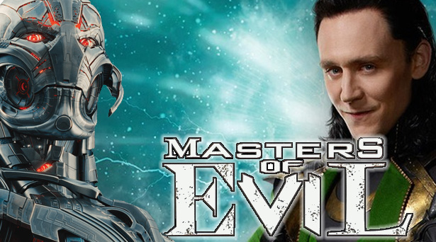 The Masters of Evil?