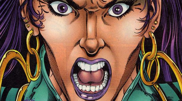 Morgan le Fay. Source: Marvel Comics