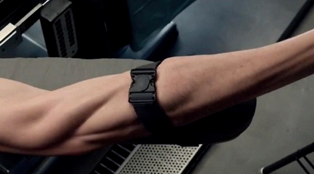 Reed Richards' stretchy arm