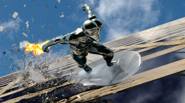 Fantastic Four: Rise of the Silver Surfer. Source: Fox
