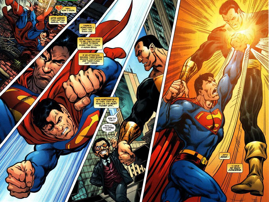 Superman vs. Black Adam