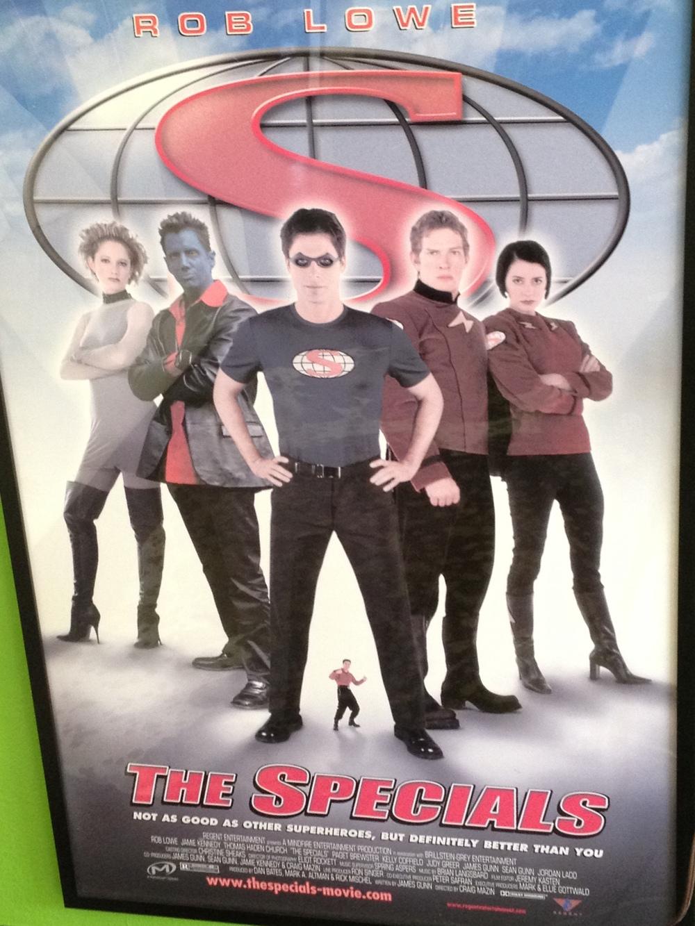 The Specials - read the tagline