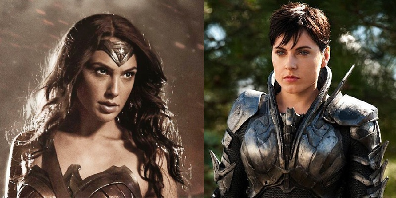 Wonder Woman was almost Faora