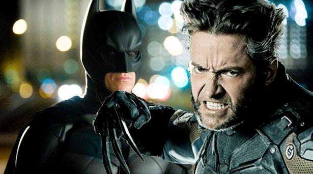 Batman and Wolverine