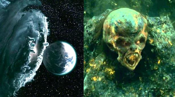 Galactus and Parallax