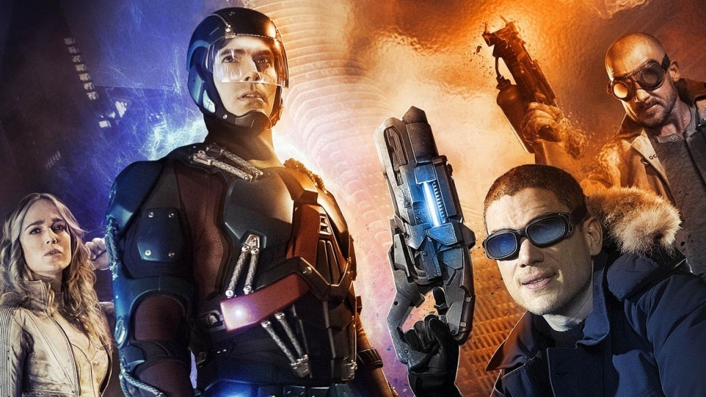 Legends of Tomorrow will premiere in early 2016.